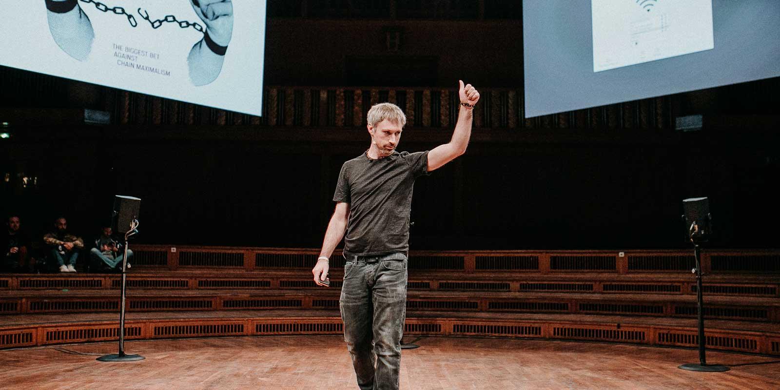 波卡创始人Gavin Wood:Web3.0 应该是什么样的?