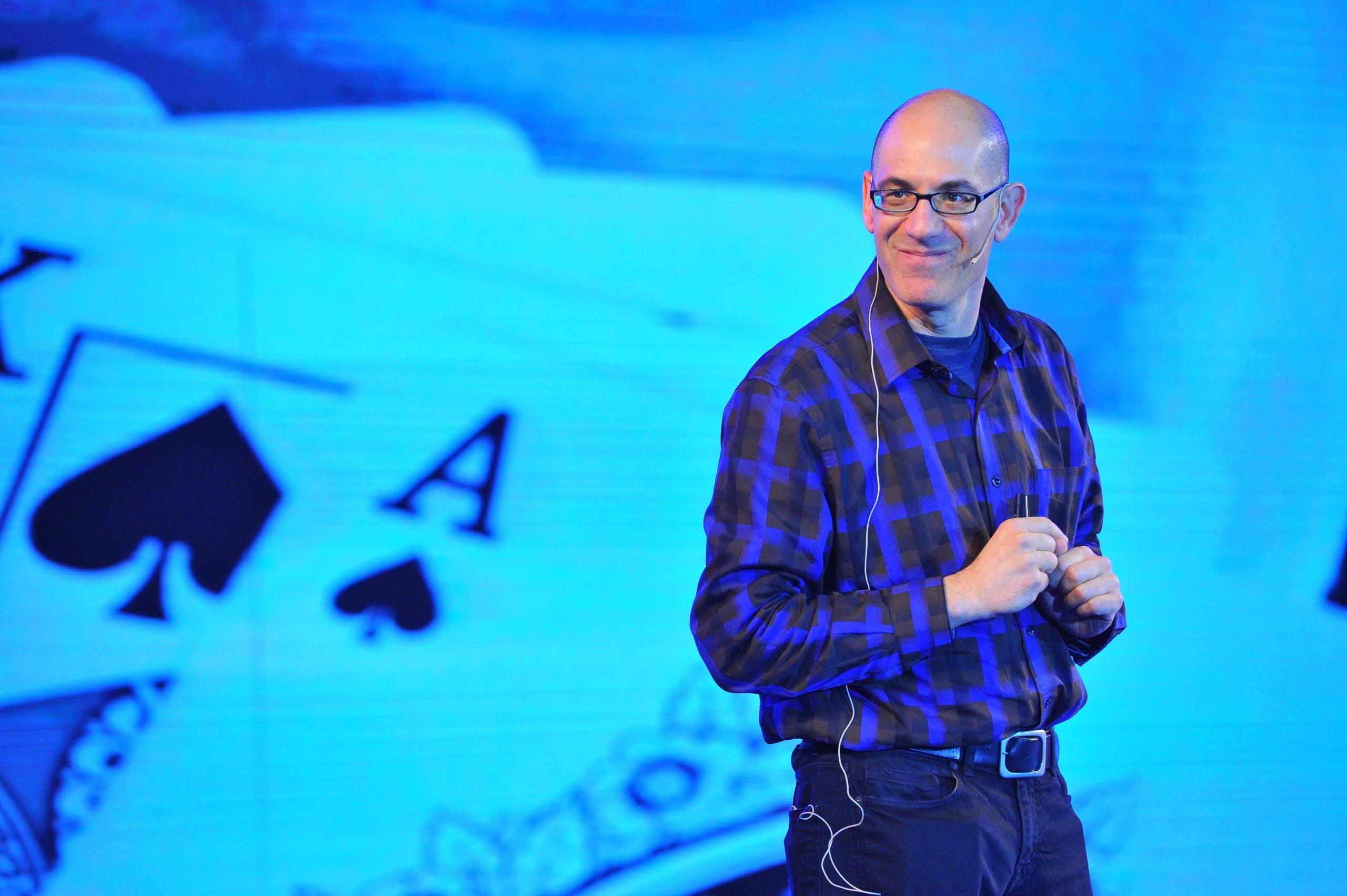 知名硅谷创业导师史蒂夫·霍夫曼确认出席「范式转移:全球颠覆者大会」
