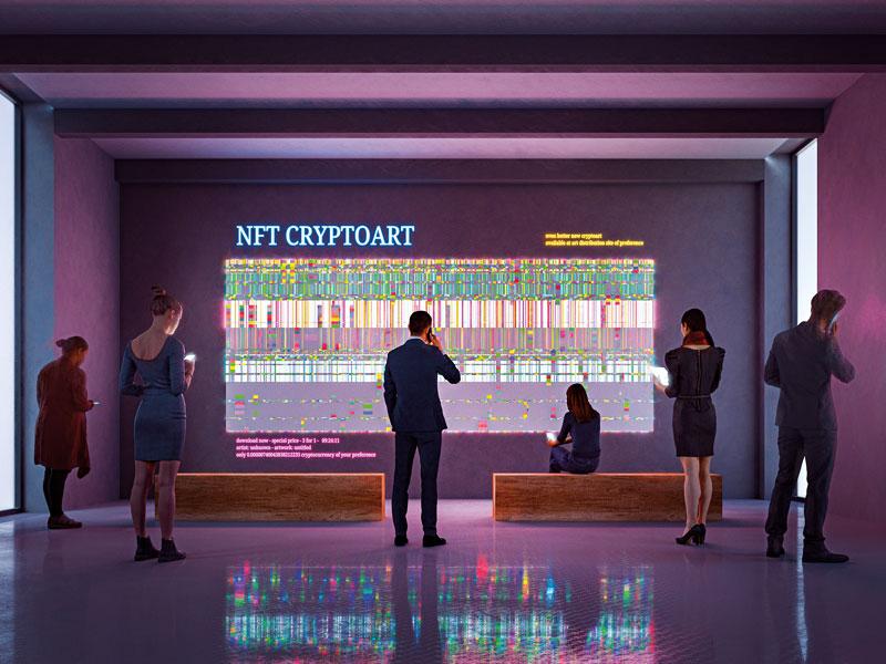 电影、绘画、头像、Meme、游戏…谈NFT的市场未来及评估要点  星空全球投研