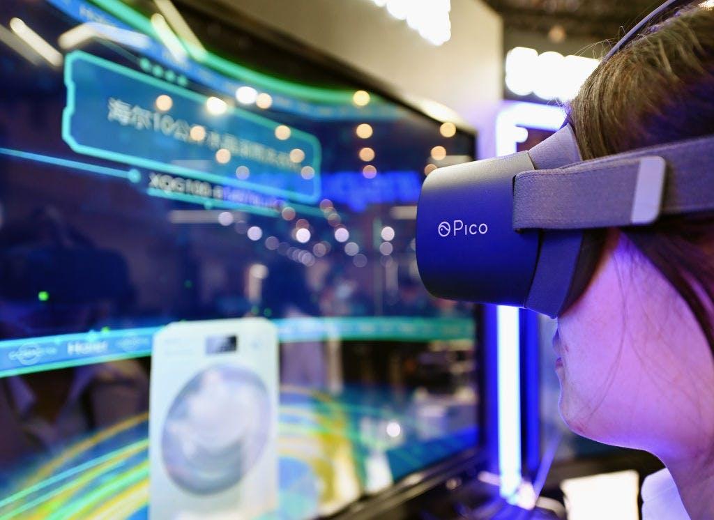 元宇宙竞争再添大佬:字节跳动50亿收购VR公司Pico,挑战Facebook?